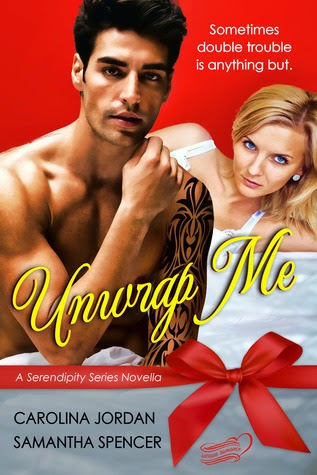 Unwrap Me by Samatha Spencer and Carolina Jordan
