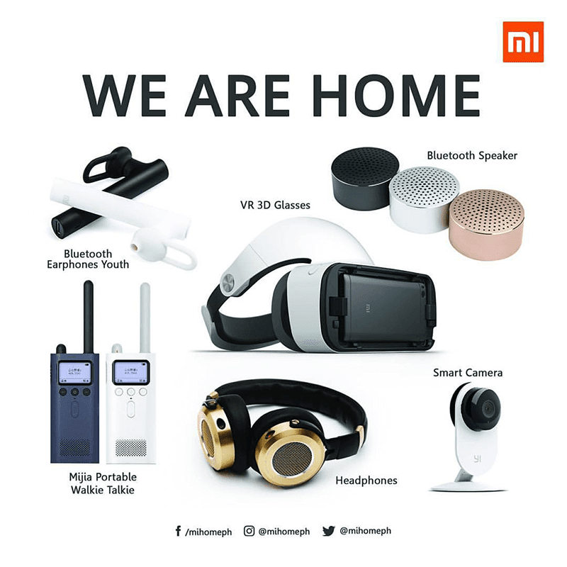 Other Xiaomi products
