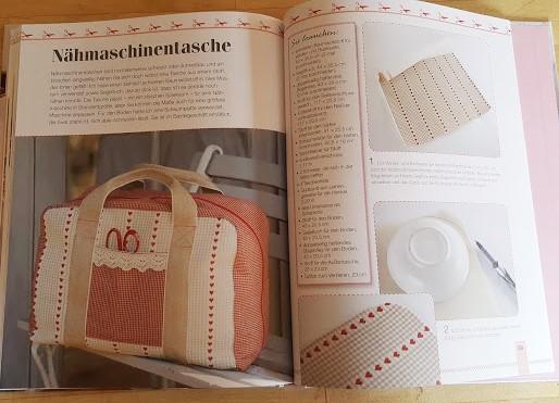buchtipp h bsches dinge aus stoffen sch n aufbewahrt selbstgen ht apfelb ckchen. Black Bedroom Furniture Sets. Home Design Ideas