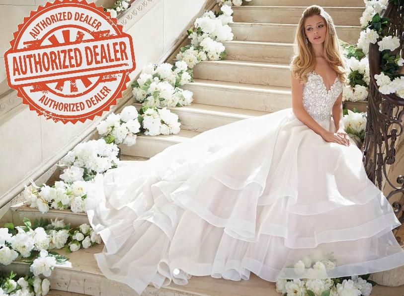 Wedding dress outlet online usa
