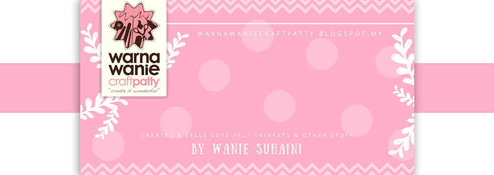 WaRnA WaNie CraFt PaTtY