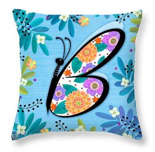 http://fineartamerica.com/products/b-is-for-butterfly-valerie-drake-lesiak-throw-pillow.html