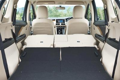 Interior Bagasi Mitsubishi Xpander