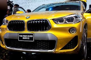 Đèn trước BMW X2