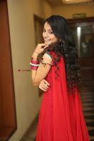 Mahima in super cute Red Sleeveless ~  Exclusive 69.JPG