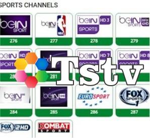 TStv Satellite Cable TV Channels