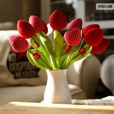 alternatywa dla bukietwu kwiatów z okazji dnia nauczyciela