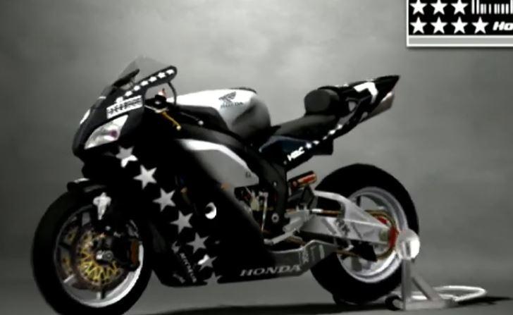 Honda CBR1000RRW Suzuka8H'05