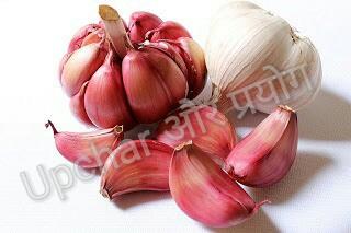 पक्षाघात(Paralysis)में लहसुन(Garlic)का प्रयोग