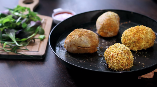 How To Prepare Baked or Fried Scotch Eggs