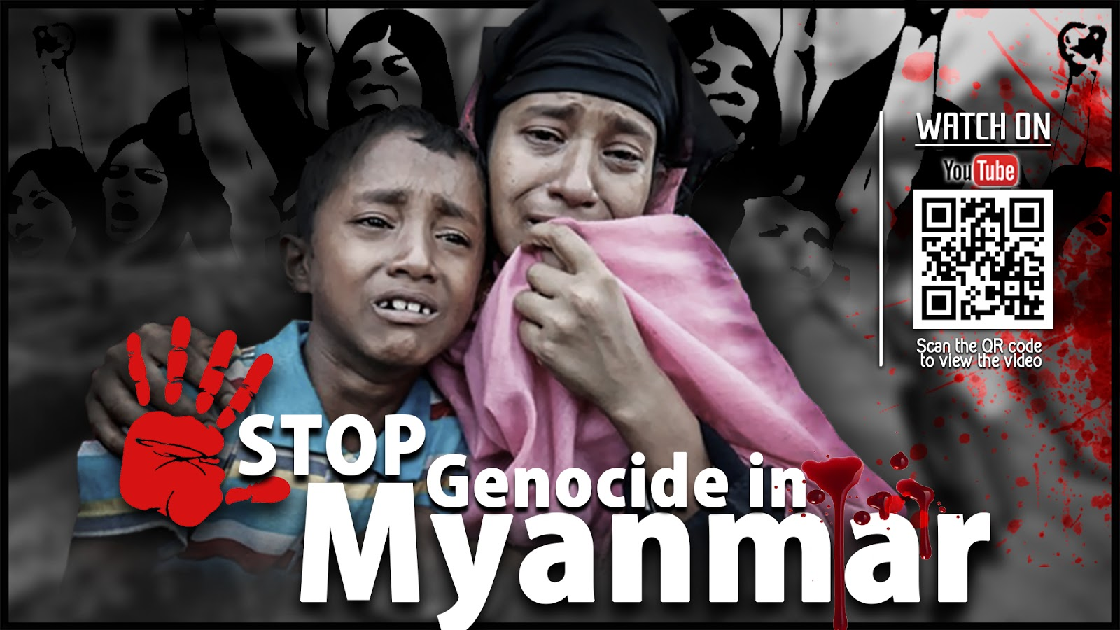 Rohingya song | AB Siddik | New Bangla Official Music Video | 2016