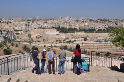 Jerusalén, por supuesto, no es sólo la capital de Israel, sino también una de las ciudades más famosas del mundo.