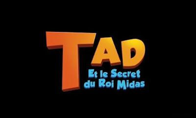 Film DVD TAD et le Secret du Roi Midas - Universal Pictures