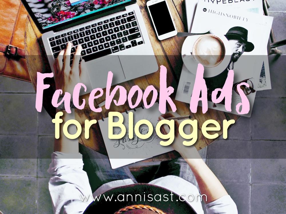 beriklan lewat Facebook Ads untuk blogger