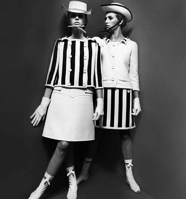 Courreges fashions