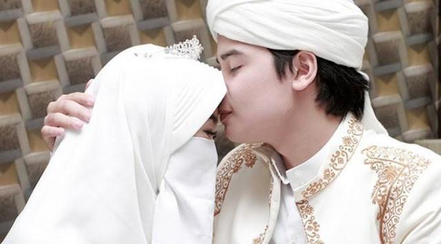 Kisah Larissa Chou Yang Menyentuh, Menantu Muallaf Ustadz Arifin Ilham Yang Ditentang Keluarganya