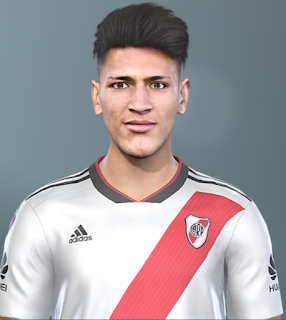 PES 2019 Faces Jorge Carrascal by SeanFede