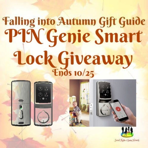 PIN Genie Smart Lock Giveaway