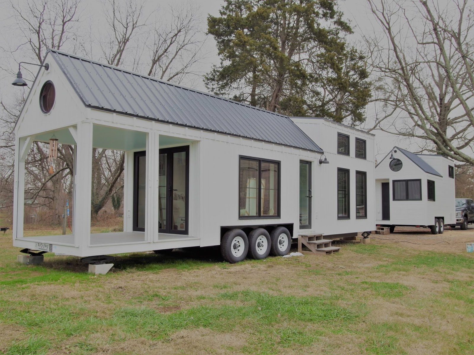 Tiny House Town The Roost18 By Perch Amp Nest