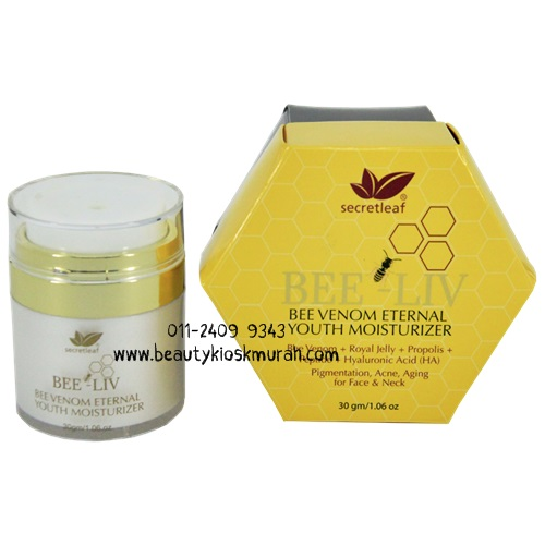 Bee Liv Bee Venom Eternal Youth Moisturizer