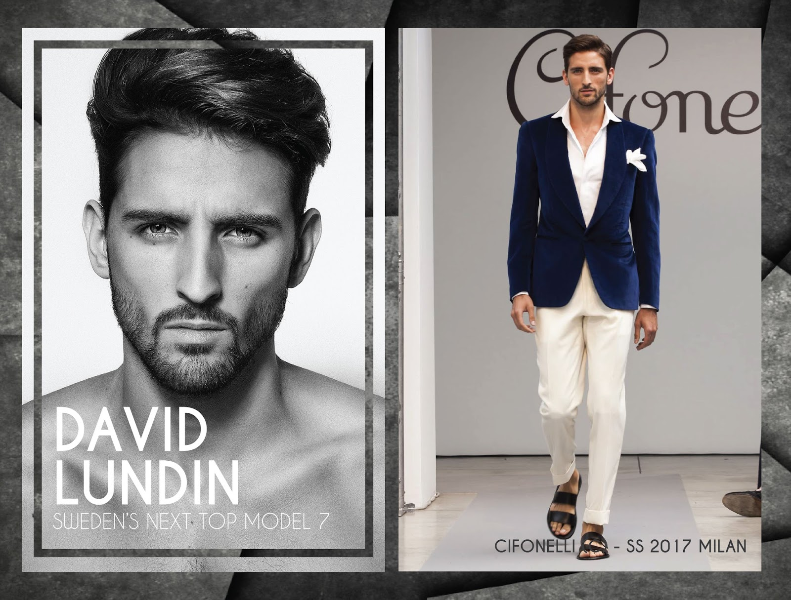 Next Top Model Special   Men s Wear SS 2017 - MforModels 7c68ead746