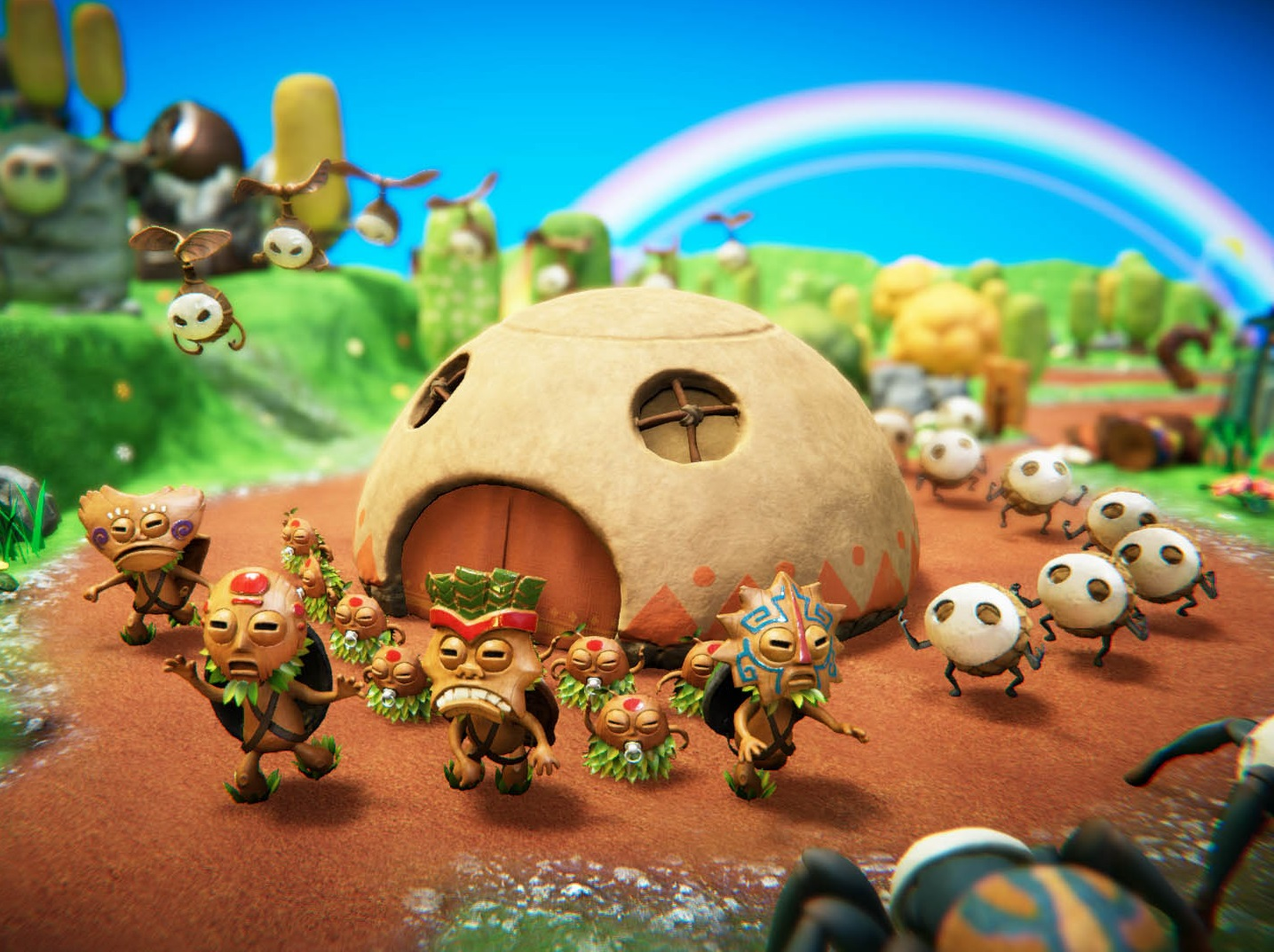 Review: PixelJunk Monsters 2 (Nintendo Switch) - Digitally Downloaded