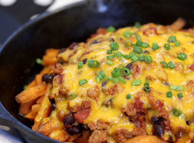Chili Cheese Fries de Foster's