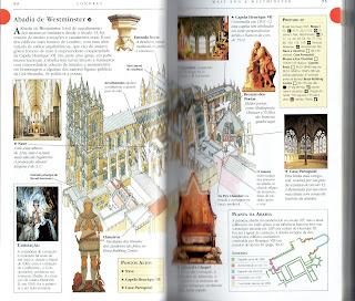 Guia Visual Folha de São Paulo - Inglaterra, Escócia e País de Gales