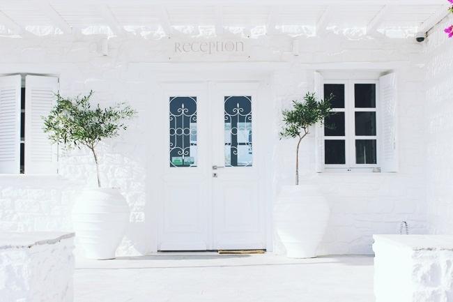 Best Paros hotels