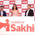 Super Champ P V Sindhu launches Vodafone Sakhi