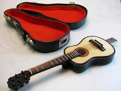 Các phụ kiện thường dùng cho cây đàn guitar