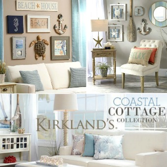 Kirkland's Coastal Cottage Collection