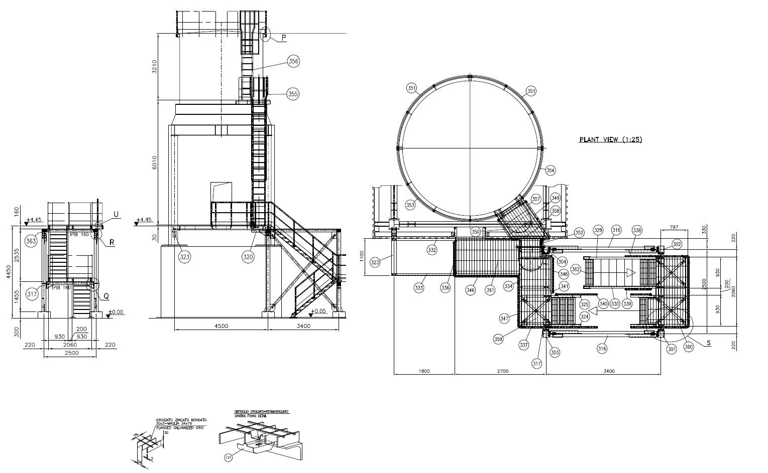 BIM MEP Design Services: CAD 3D to 2D Construction Drawings