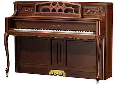 piano cơ Samick J310B