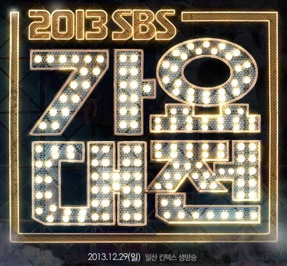 [Show] 131229 SBS Gayo Daejun 2013