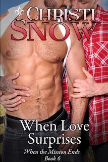 When love Surprises by Christi Snow