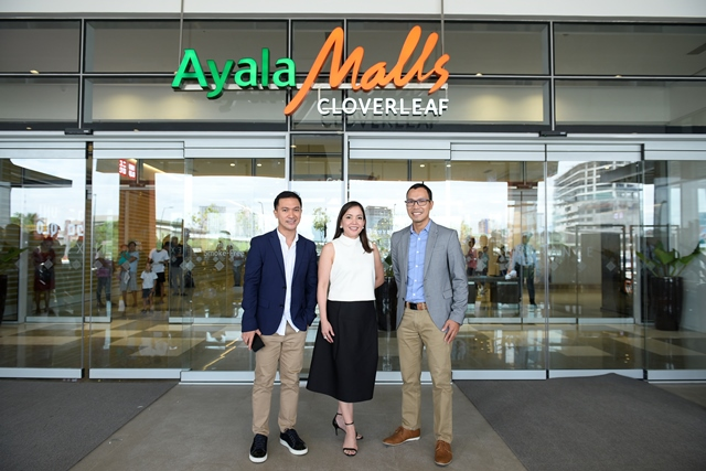 d61cf59d12a2 Lemon GreenTea: Experience festive celebrations at the newly opened Ayala  Malls Cloverleaf