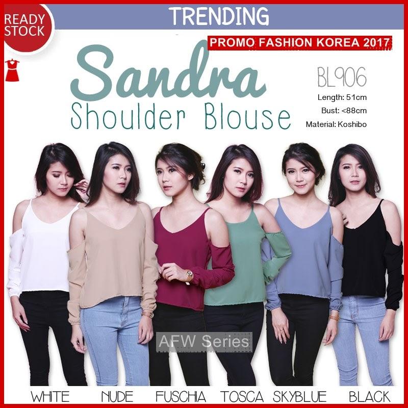 BAMFGW185 Sandra Blouse Off Wanita PROMO BMG