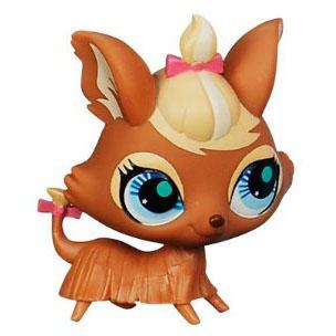Littlest Pet Shop Small Playset Yorkie 2520 Pet Lps Merch