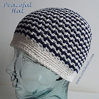 how to crochet, hats, beabies, sleep hats, chemo hats, free crochet patterns,