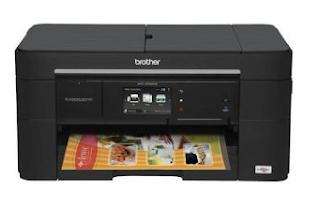 Brother MFC-J5520DW Wireless Printer Setup