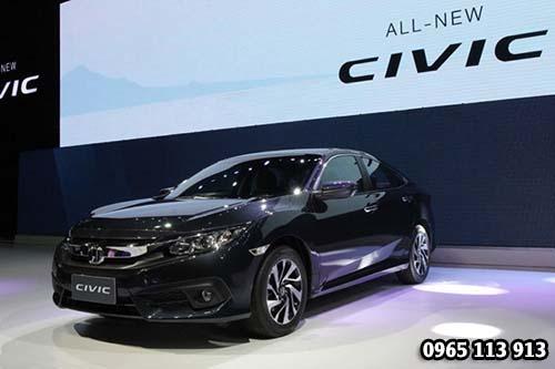 Honda CIVIC Hải Phòng