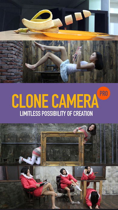 Clone Camera Pro