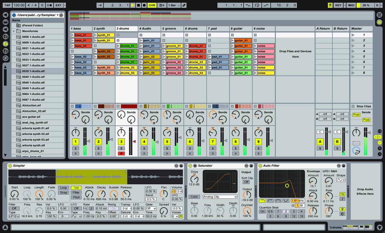 Ableton live 6 free download full version