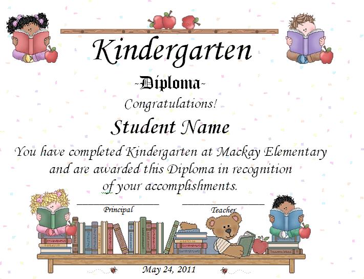 preschool diploma template t 17010 preschool diploma preschool – Graduation Certificate Template Free
