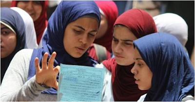 تعرف على ردود افعال طلاب الثانويه العامه حول إمتحان اللغه العربيه اليوم 4/6/2017 الأحد
