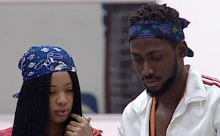 BBNaija: Finally Miracle And Nina Had S3x On The Show (Watch Video)