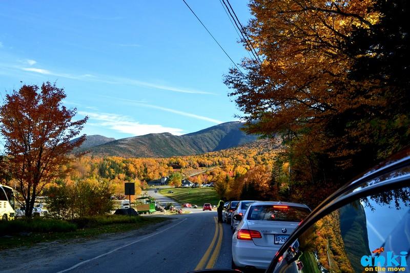 Anki On The Move Mount Washington Cograil And Summit New