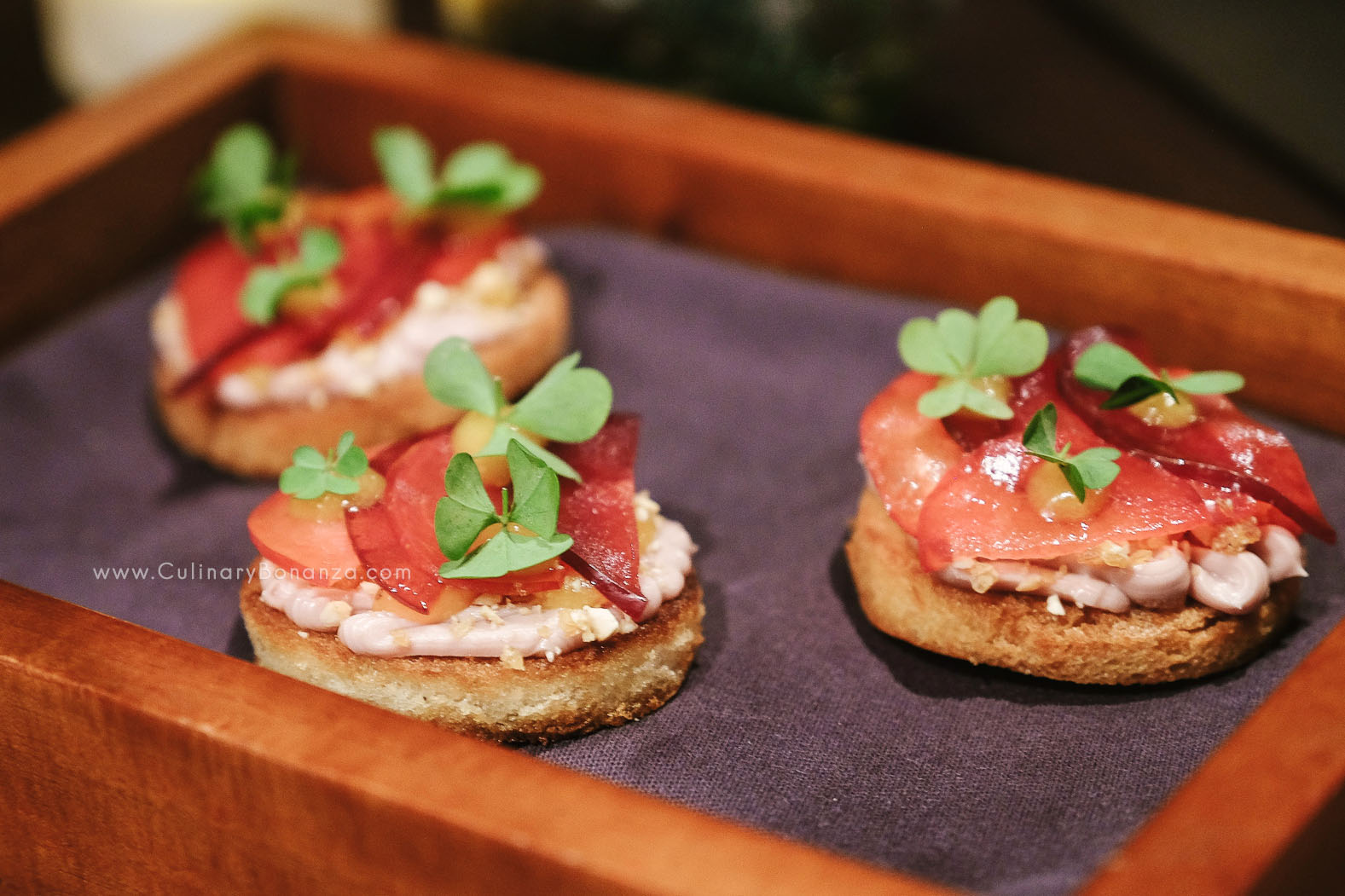 View Restaurant & Bar at Fairmont Hotel Jakarta by Chef Hans Christian (www.culinarybonanza.com)