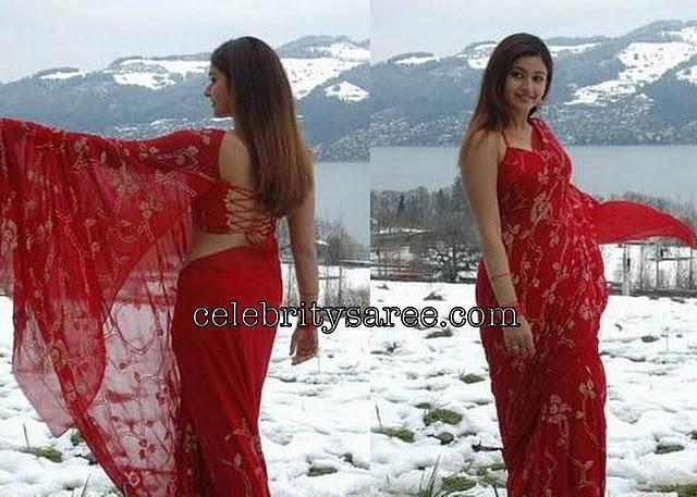 Back Less Saree Blouses - Saree Blouse Patterns